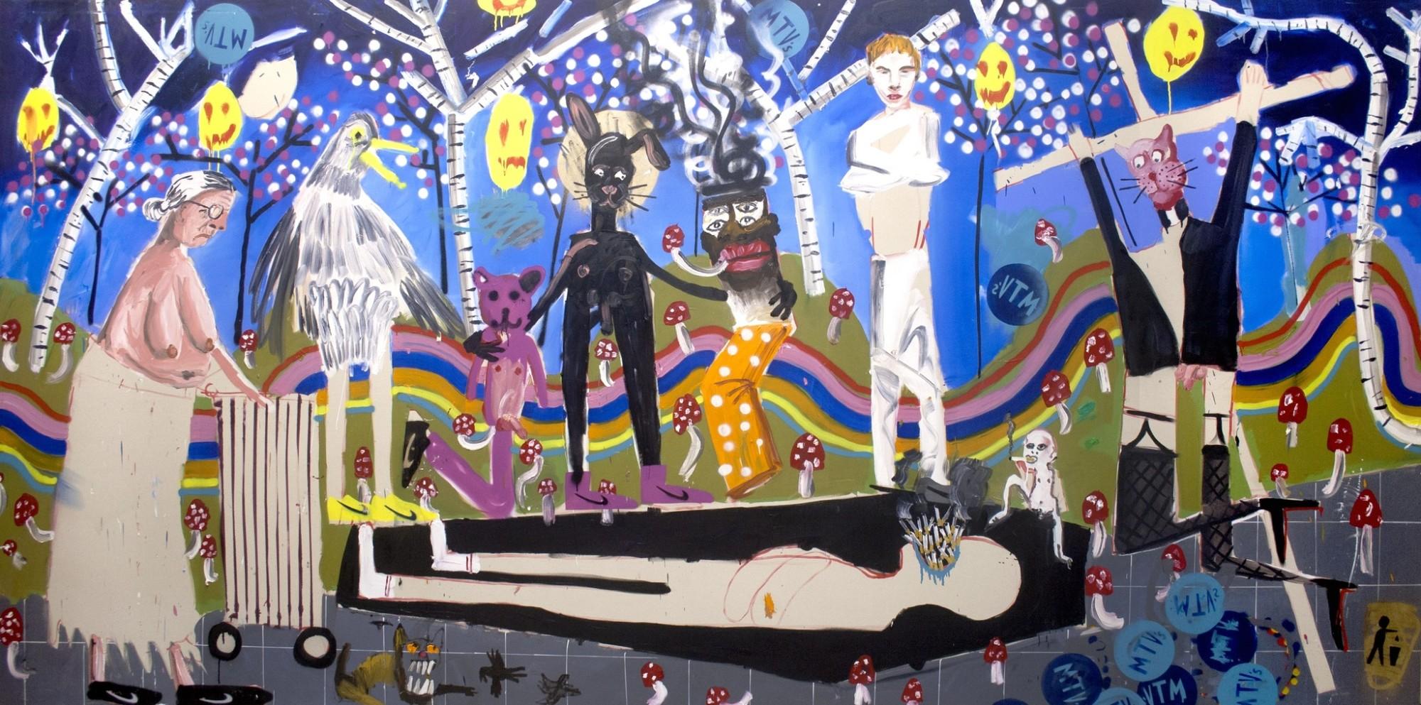 Acid Man's Funeral