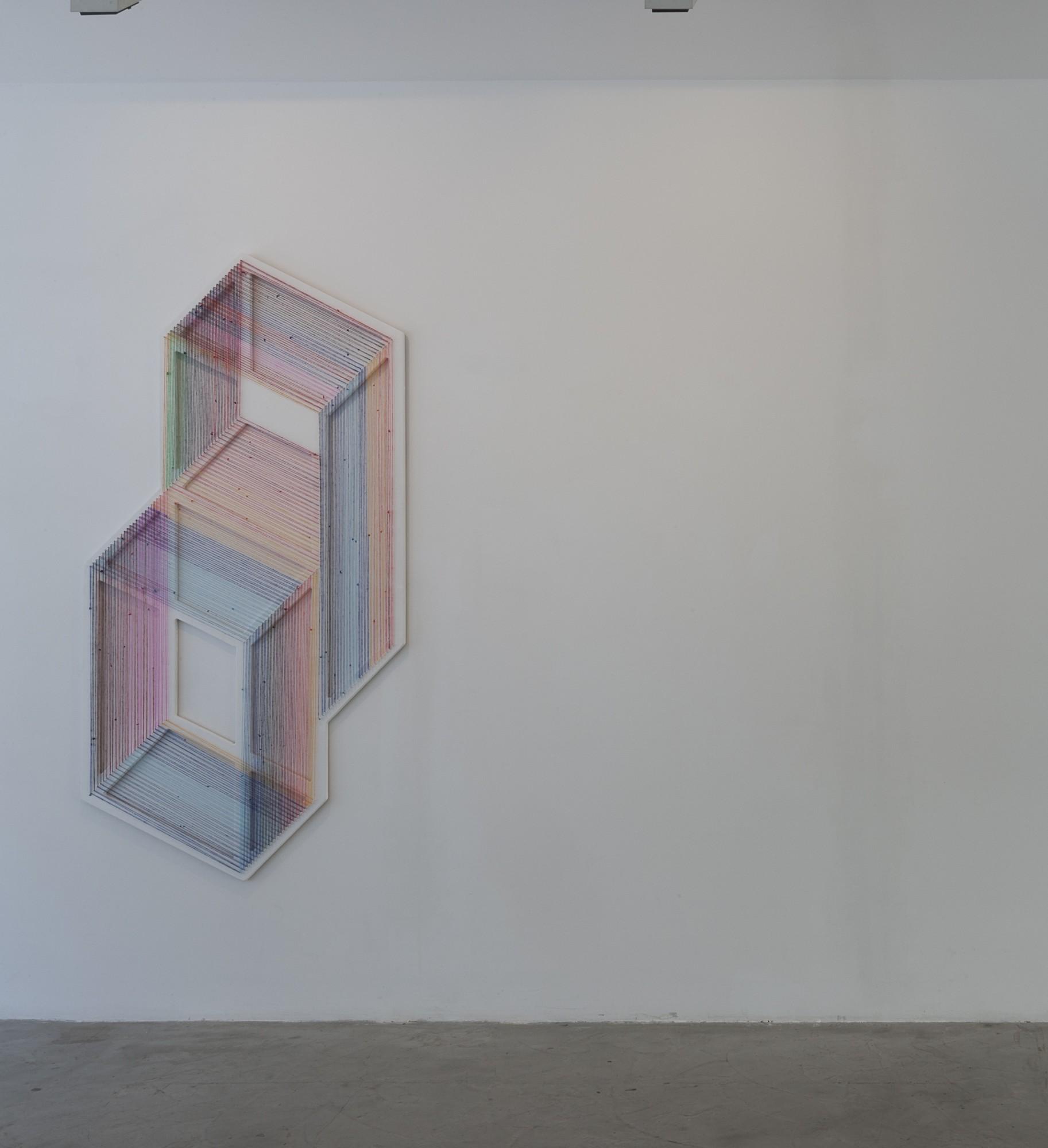 Adrian Esparza, Glass House 3, 2014