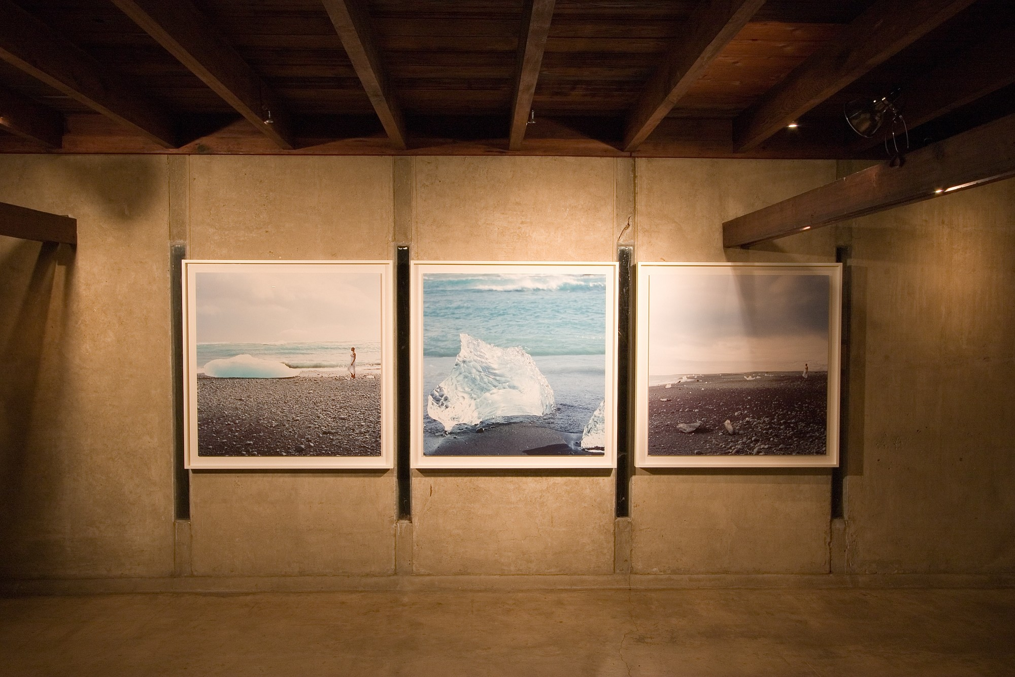 Isaac Julien: True North. MAK Center for Art and Architecture, West Hollywood, 2005