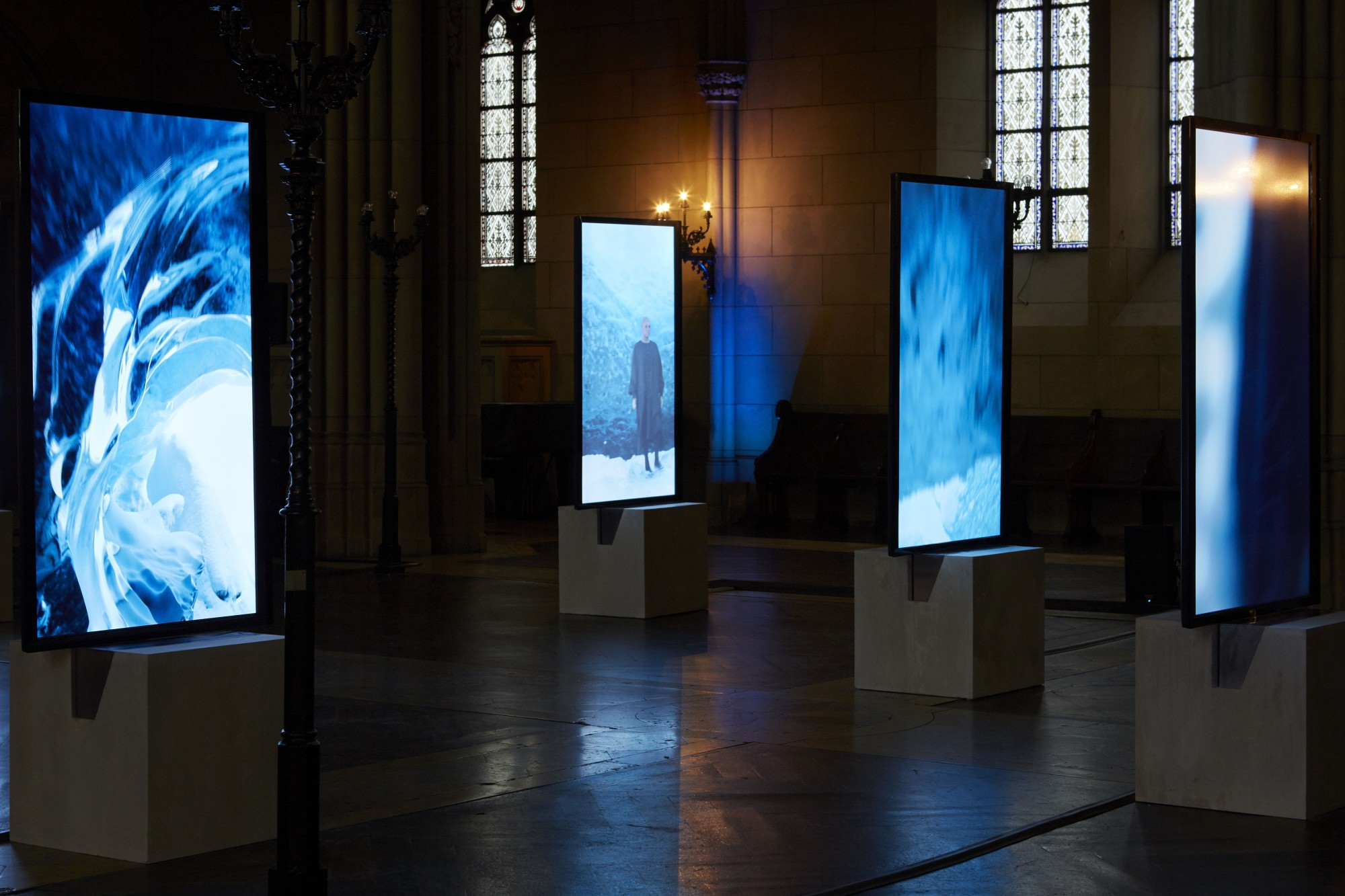Stones Against Diamonds. Rolls-Royce Arts Programme, Basel, 2015