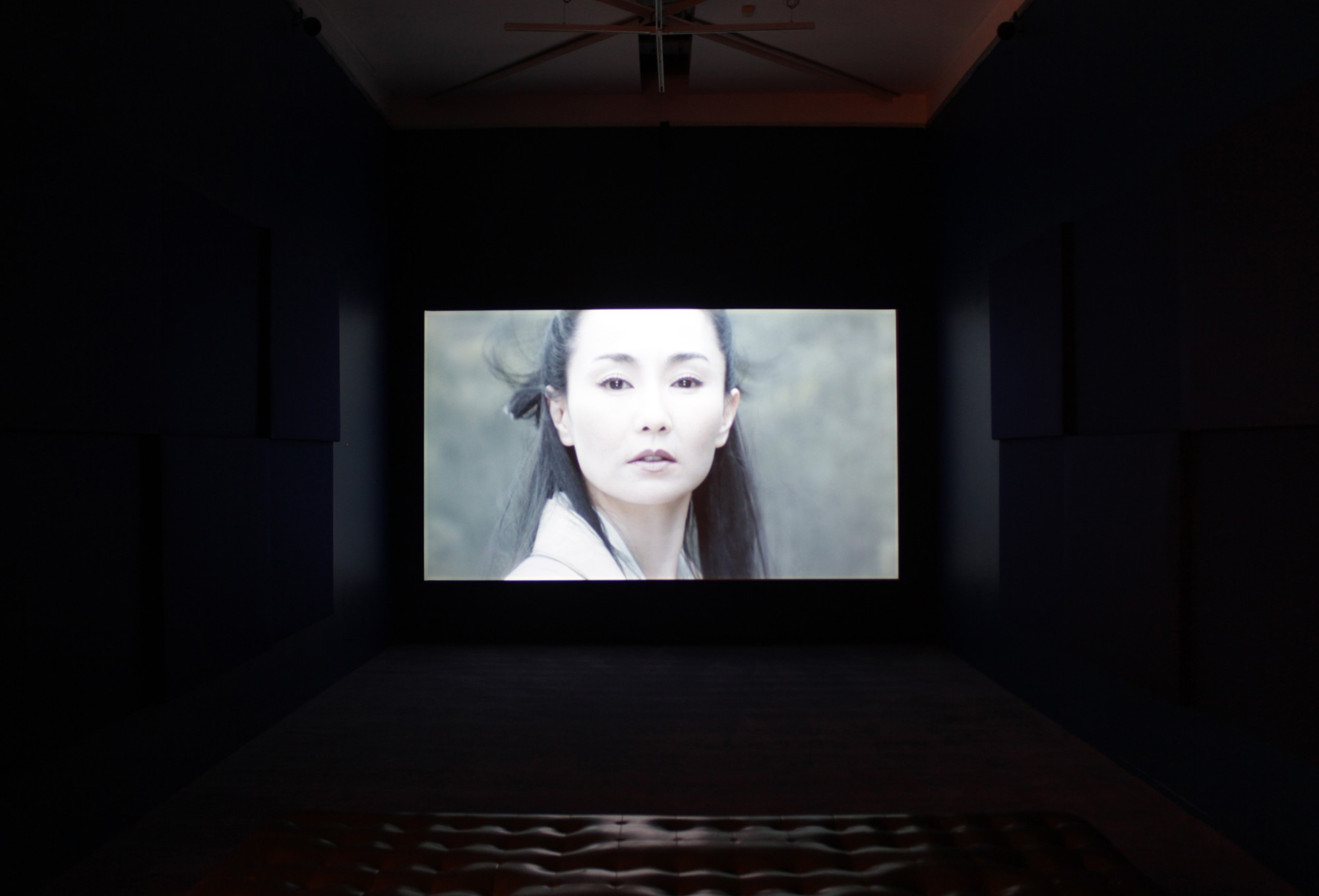 Isaac Julien: Better Life. Roslyn Oxley9 Gallery, Sydney, 2012  51'44'', 35mm film transferred to high definition, colou, 5.1 sound