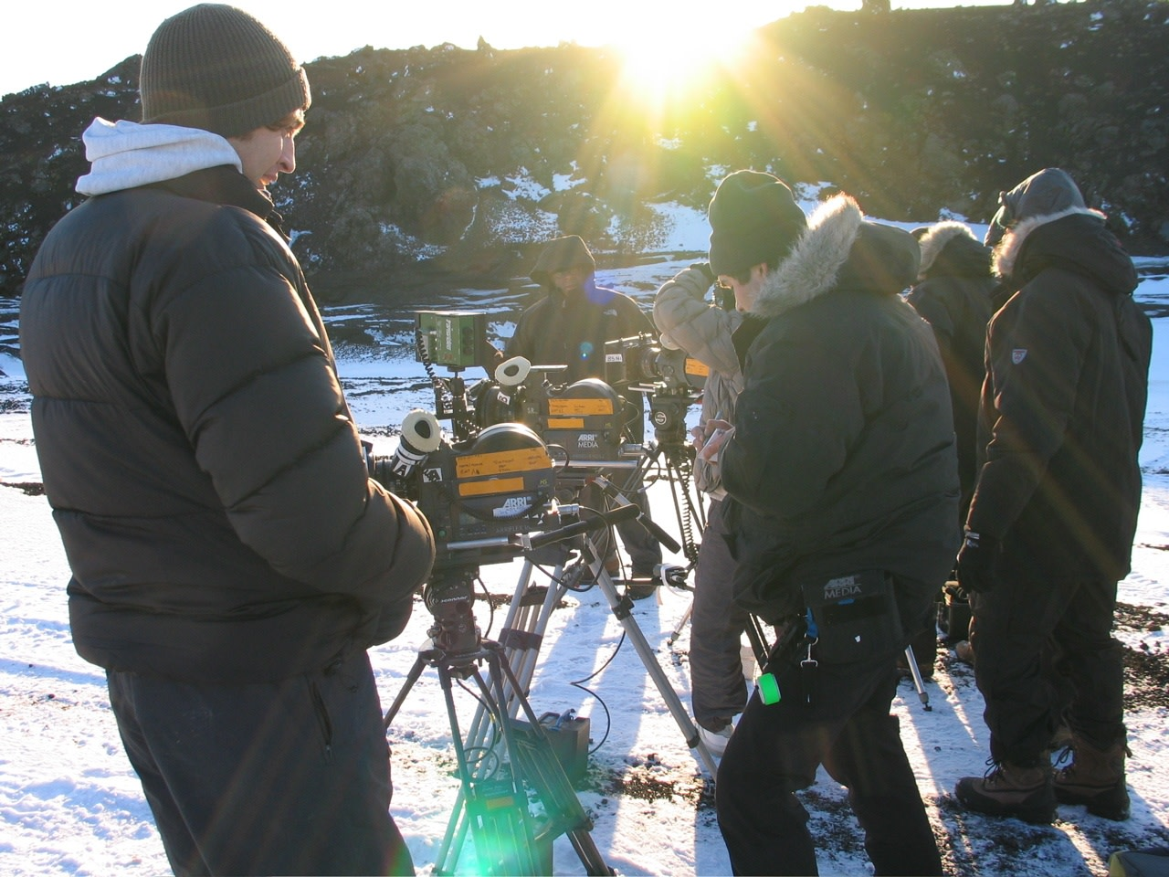 True North Film Set, 2004