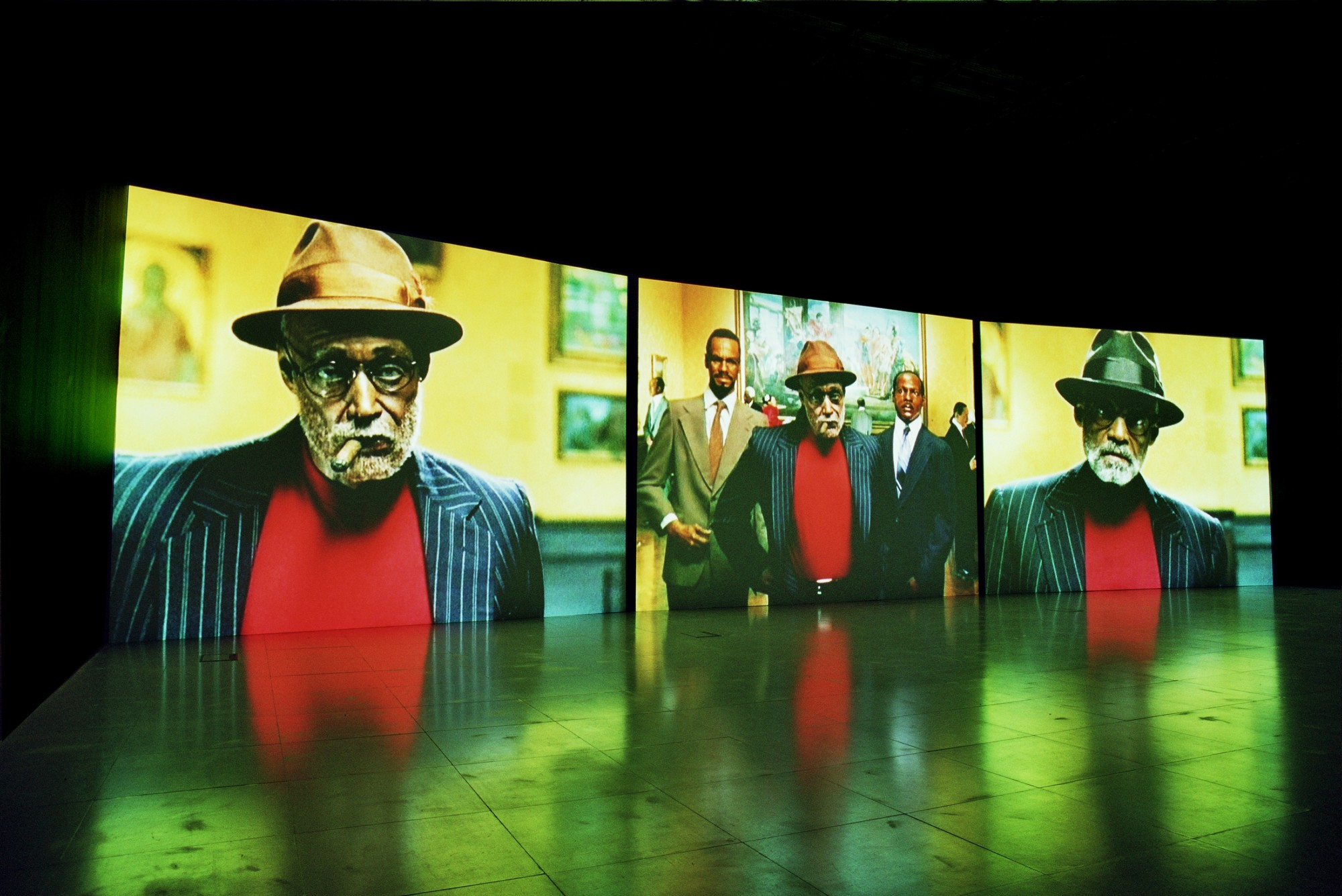 Image result for Isaac Julien. Baltimore. (2003)