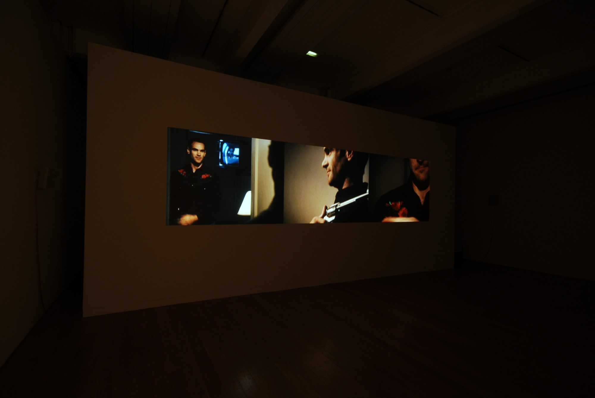The Film Art of Isaac Julien. Museum of Contemporary Art, Sydney, 2001  18'20'', 16mm film transferred to digital, colour, stereo sound