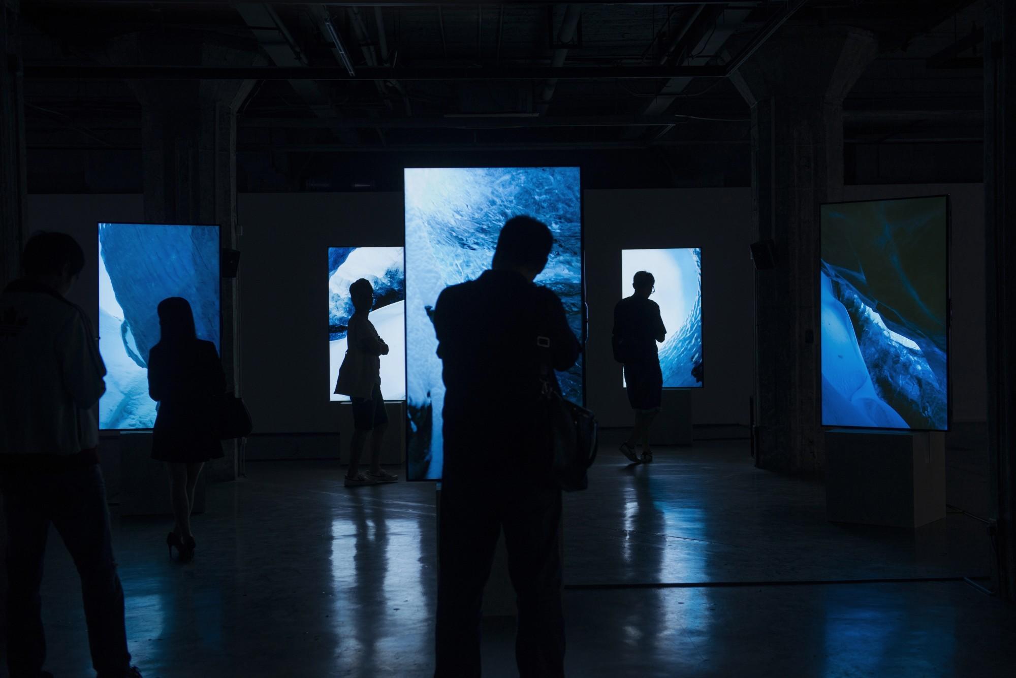The Distant Unknown. OCAT, Shanghai, 2016