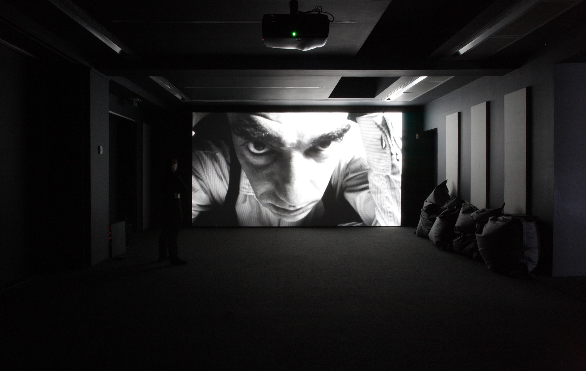 Derek Jarman: Brutal Beauty. Serpentine Gallery, London, 2008