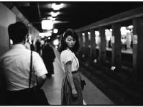Girl in the Underground, Tokyo, 1981