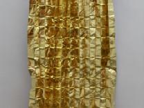 Shelter #7 – 100% gold, 2017