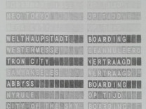 Departures (Dark City, Dutch), 2014