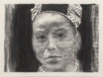 Sketch II for The hat, 2010