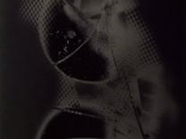 Solarised Photogram #1, 2007