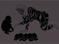 Untitled (Dibujo Negro 01), 2006
