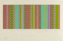 Transition [stripe to rhomboid], 1984