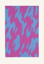 Magenta and Blue, 2002