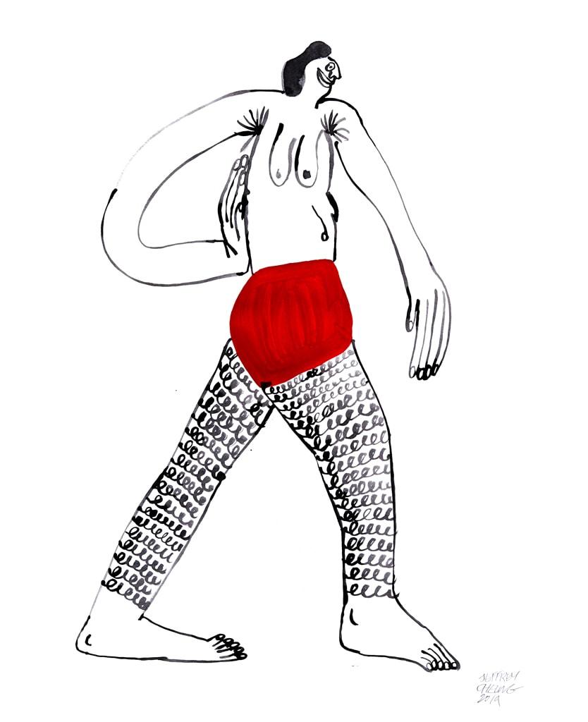 Jeffrey Cheung, Shorts, 2019
