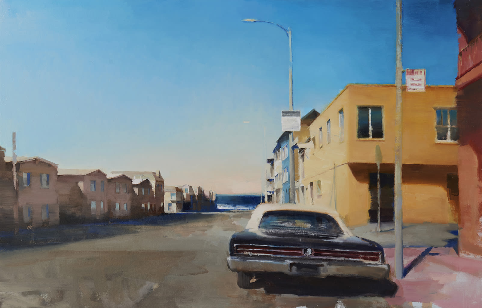 Kim Cogan, Into The Sunset, 2019