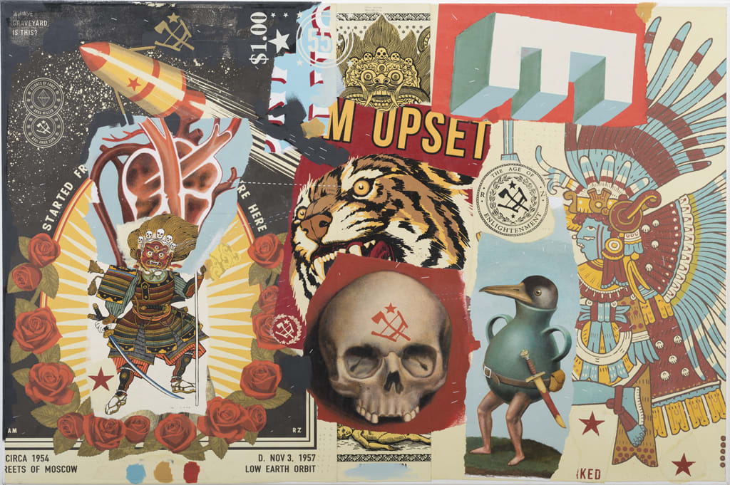 Ravi Zupa, Before The Law, 2019