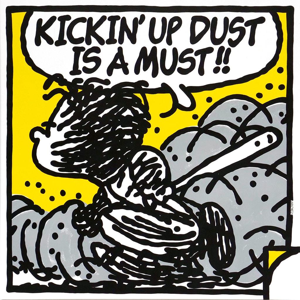 Mark Drew, Kickin' Up Dust (Ice Cube), 2018