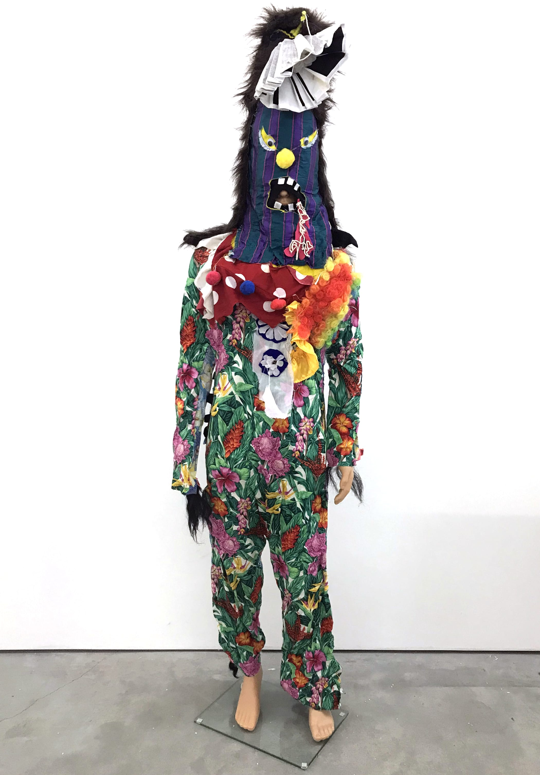 Brian A. Whiteley, Full Clown Suit 1, 2017