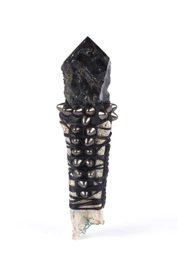 Lucien Shapiro, Obsidian Protection Shank, 2017