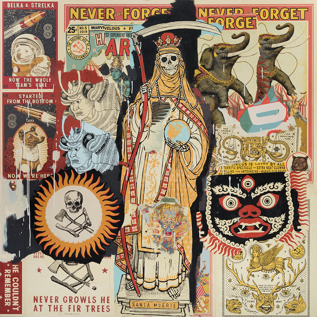 "Ravi Zupa - ""Other Avatar"""