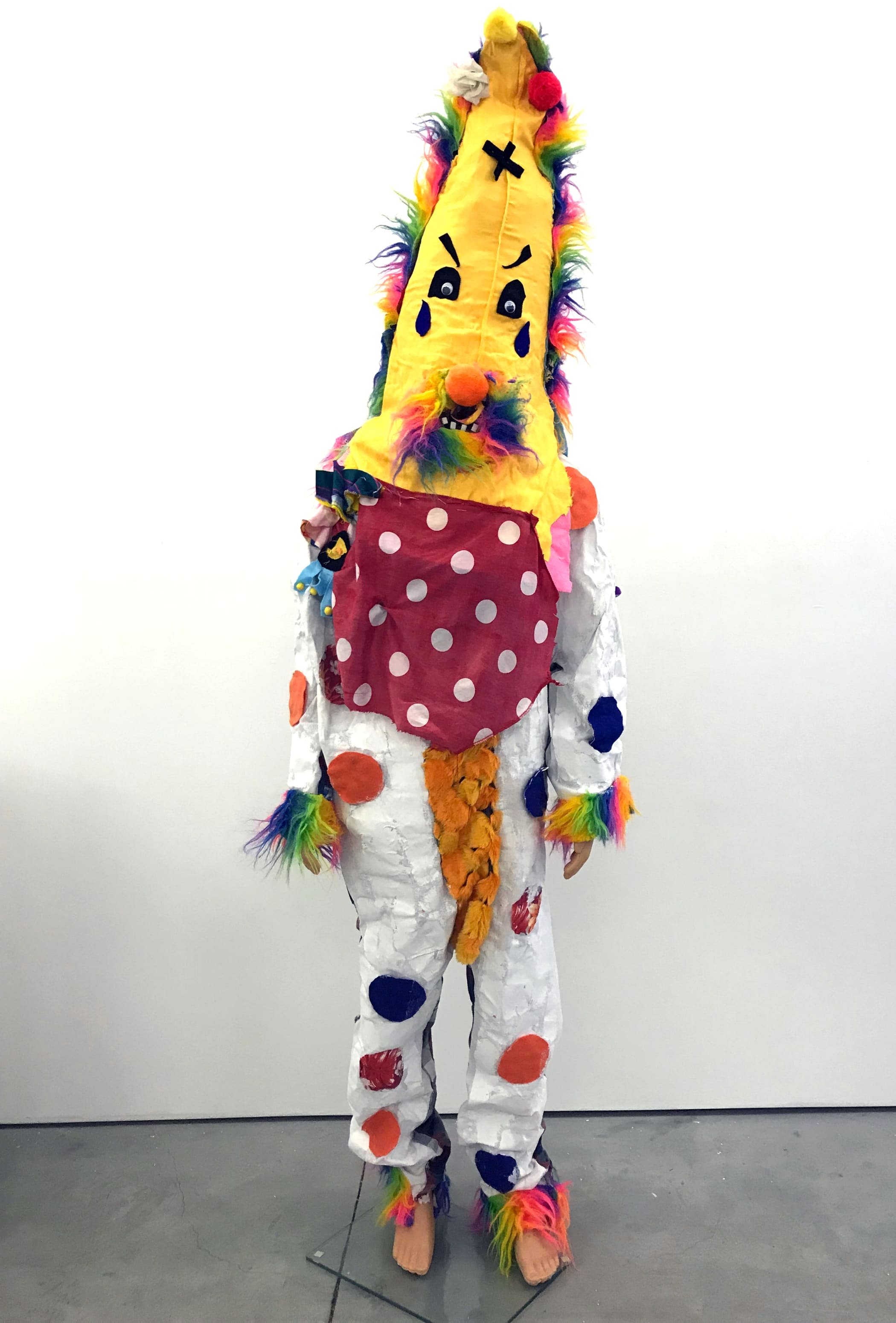 Brian A. Whiteley, Full Clown Suit 2, 2017
