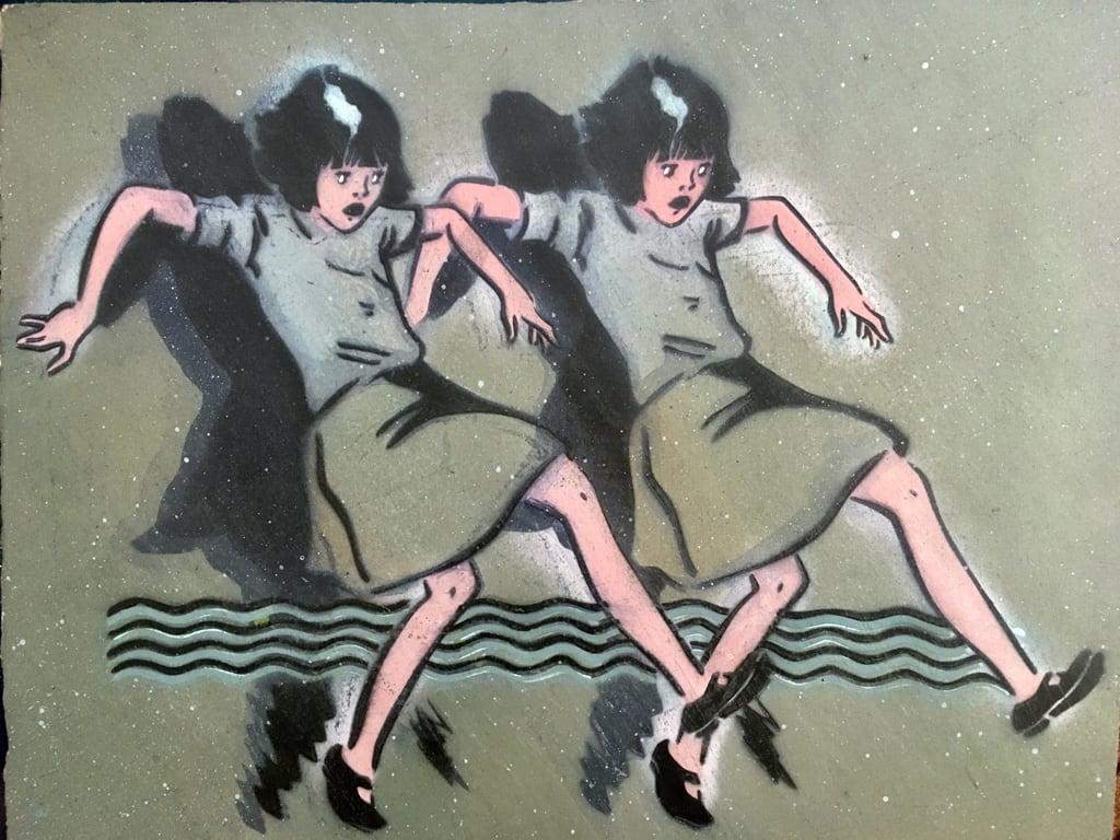 Mando Marie, Shock Waves, 2019