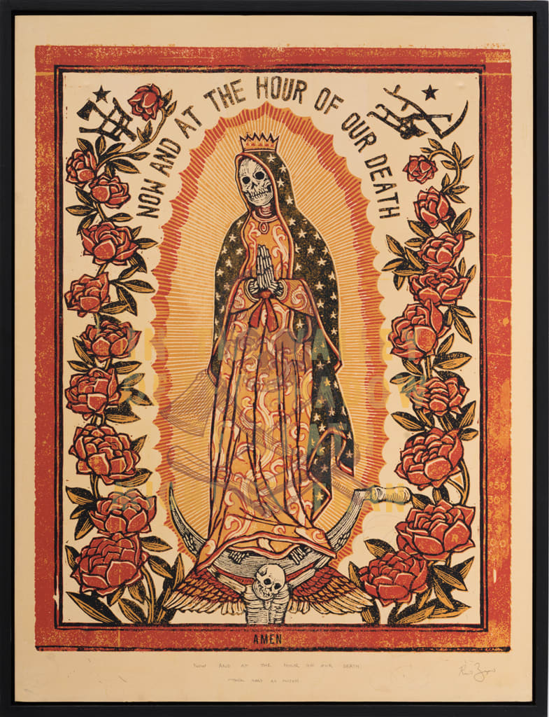 Ravi Zupa, Now And At The Hour Of Our Death, 2019
