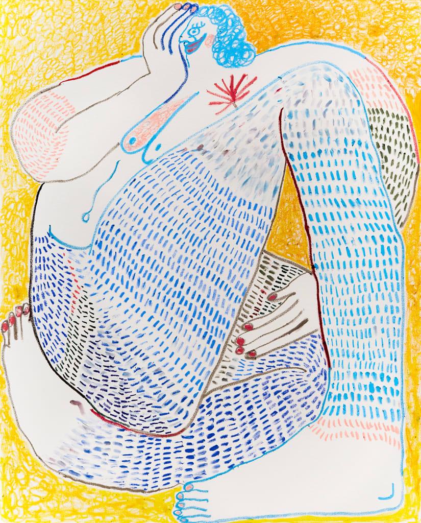 Jeffrey Cheung, Yellow II, 2019