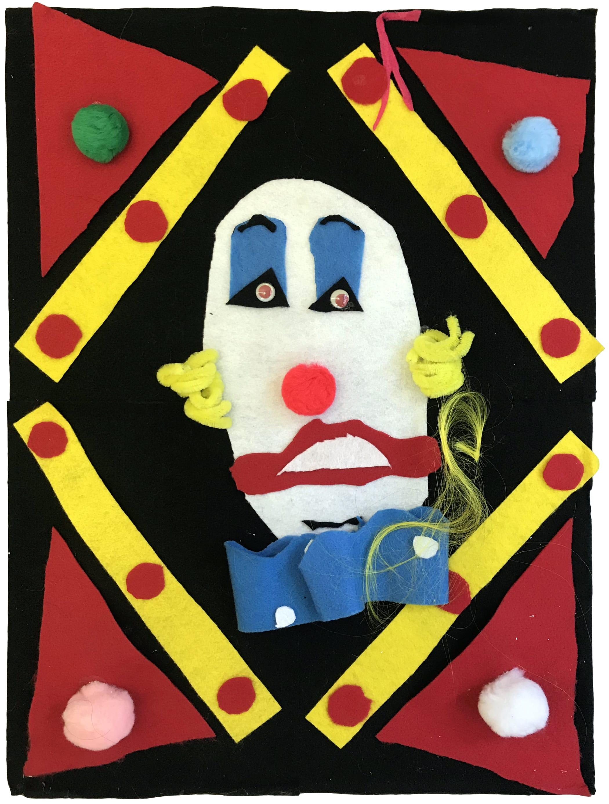Brian A. Whiteley, Party Clown, 2017