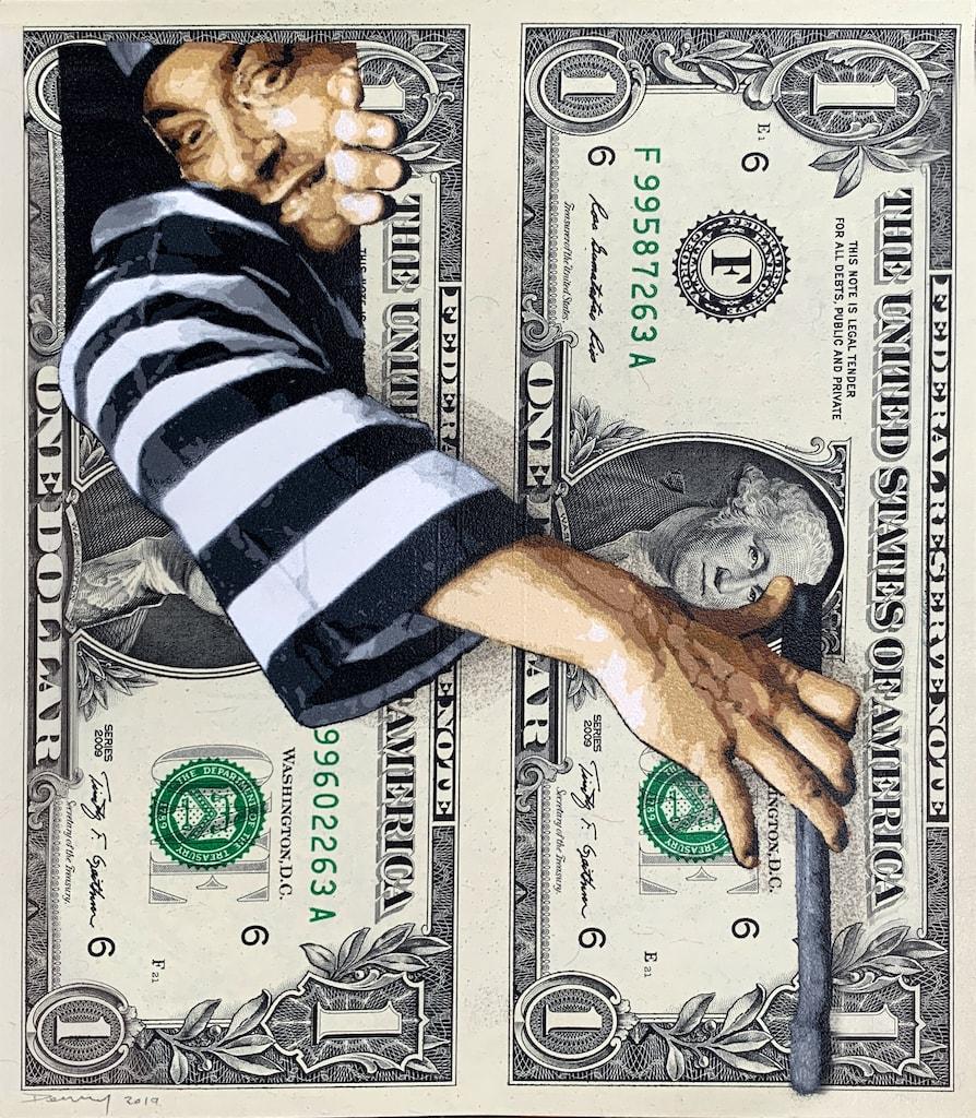Penny, Breakout One Dollar, 2019
