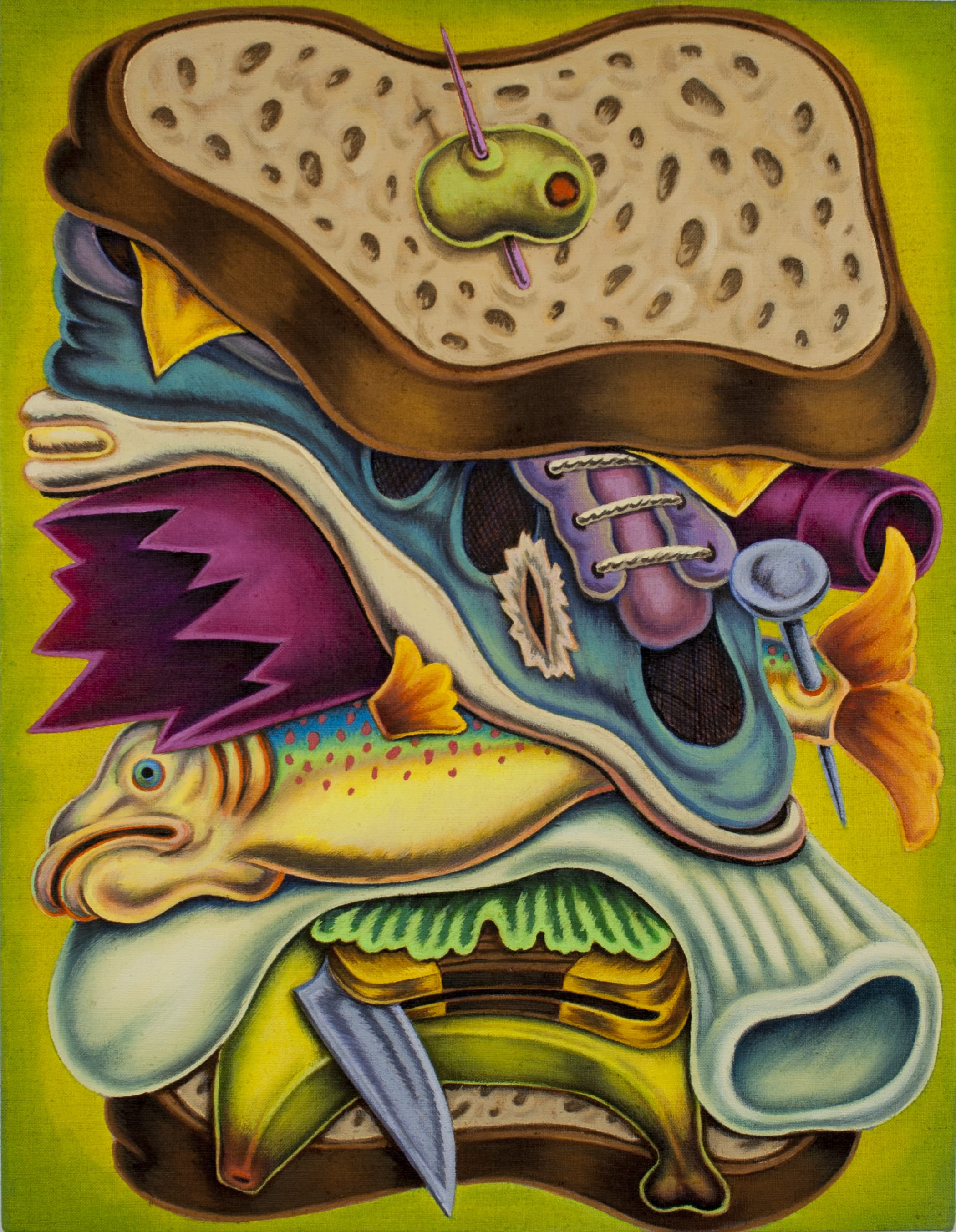 Pedro Pedro, Enjoy Every Sandwich, 2019