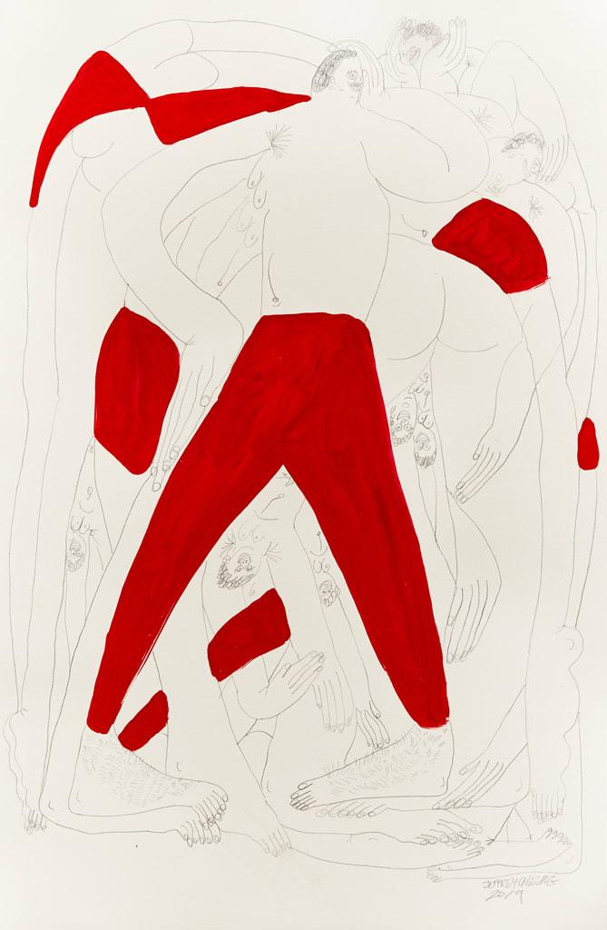 Jeffrey Cheung, Pants, 2019