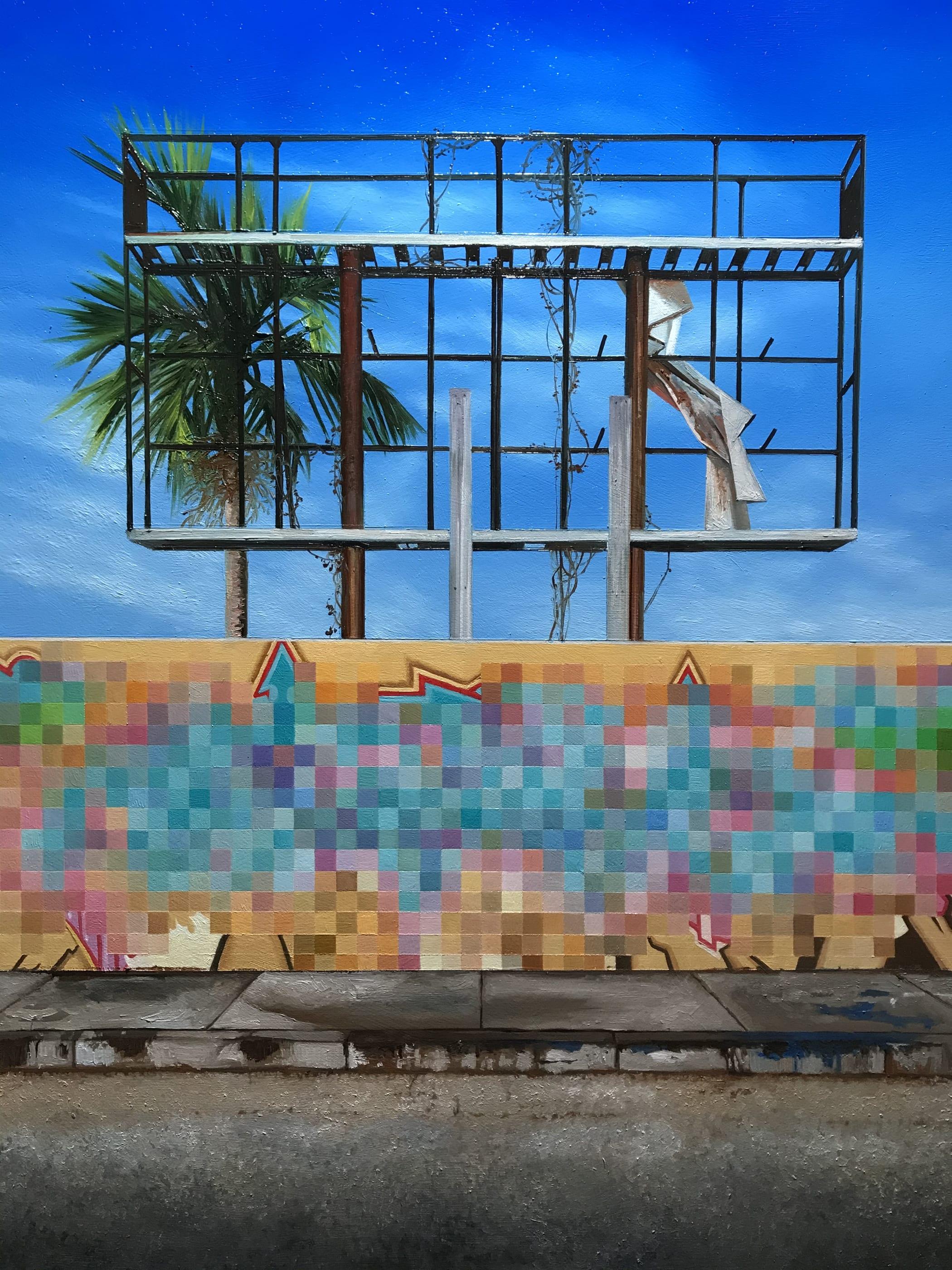 Jessica Hess, Miami Pixels, 2019