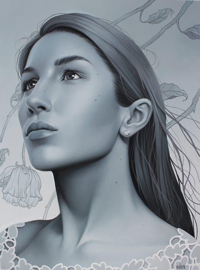 Sarah Joncas, Onward, Upward, 2019