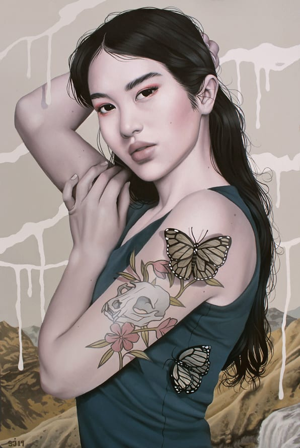 Sarah Joncas, From Ashes, 2019