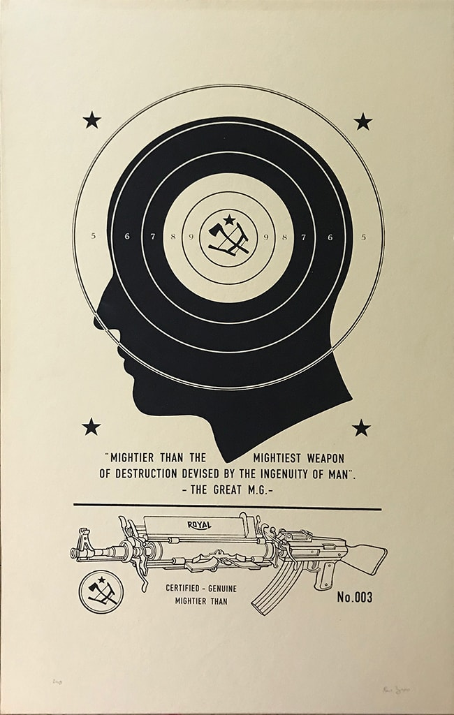 Ravi Zupa, The Great M.G., 2019