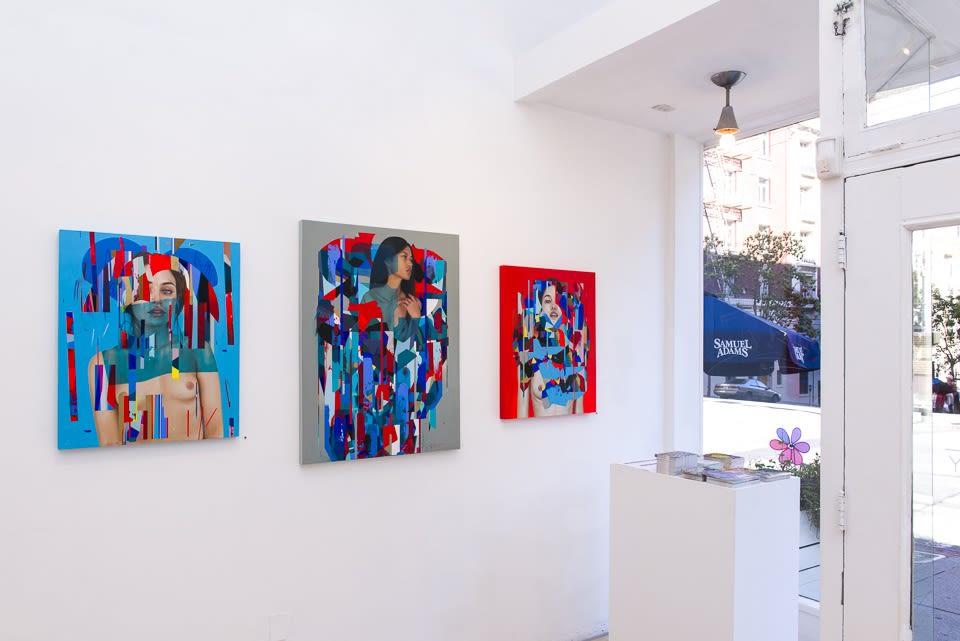 Erik Jones installation
