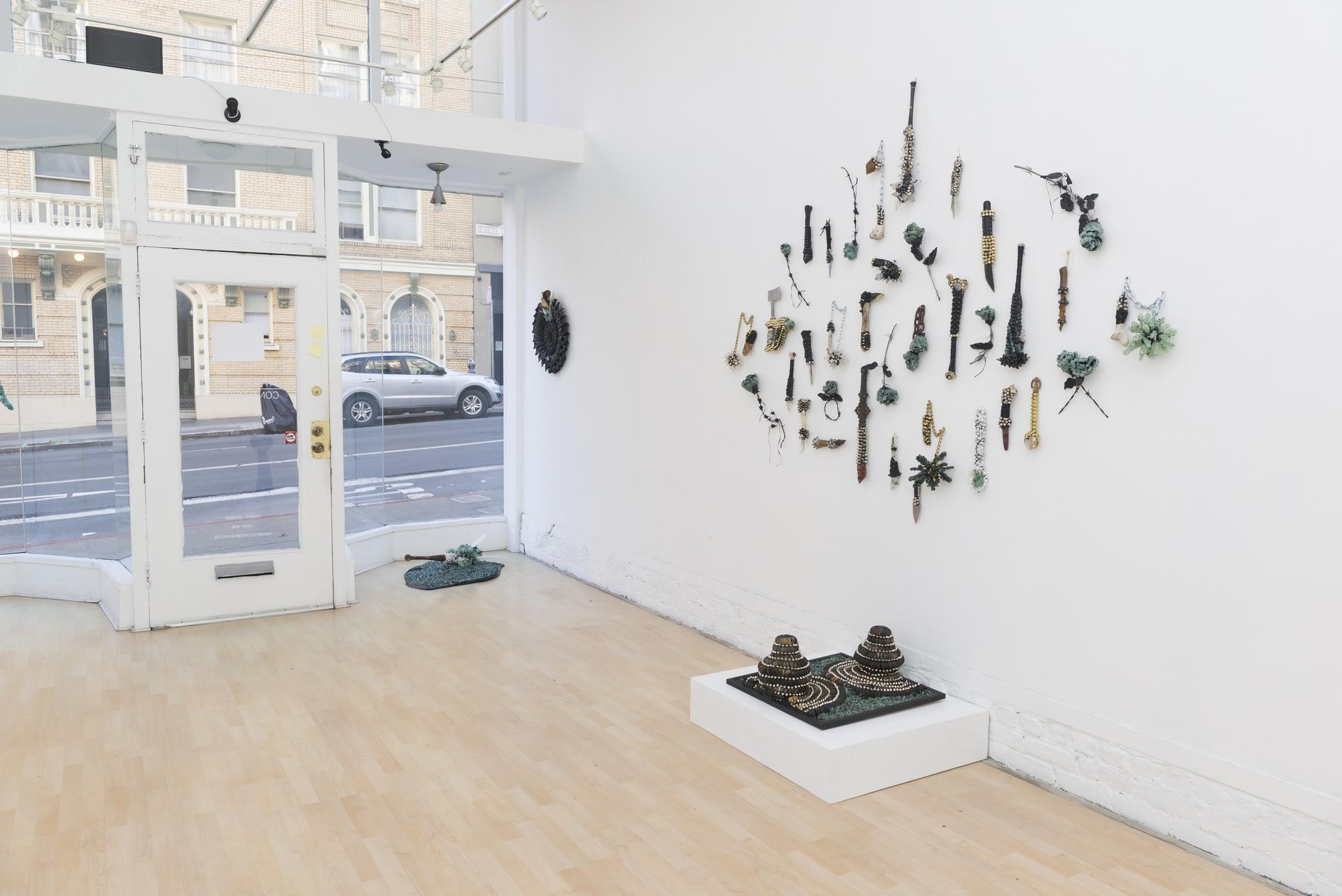 Lucien Shapiro installation