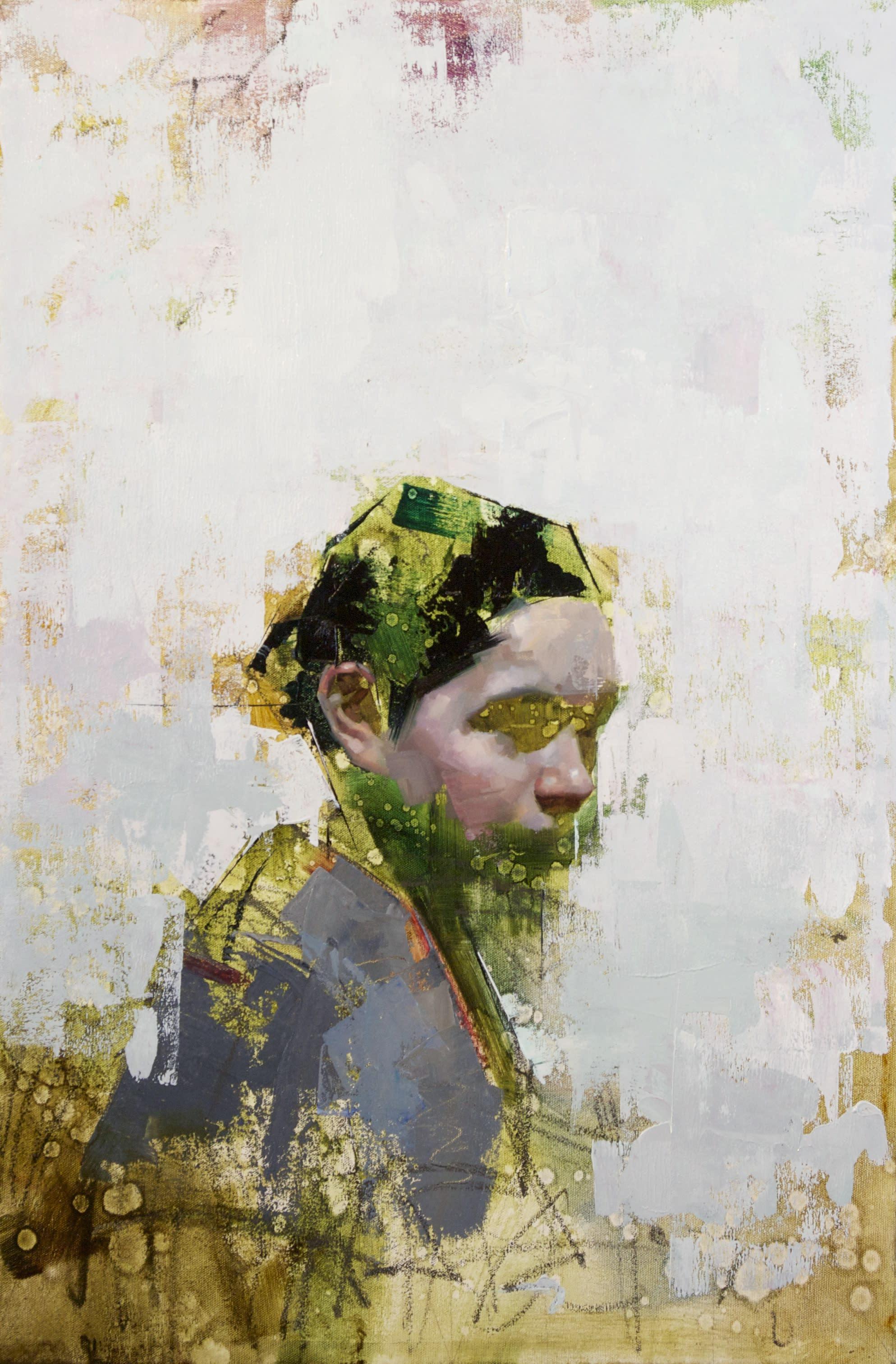 John Wentz painting