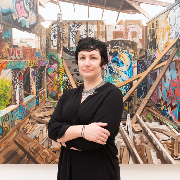 """Opening Reception: Jessica Hess """"Chaos Aesthetic"""""""