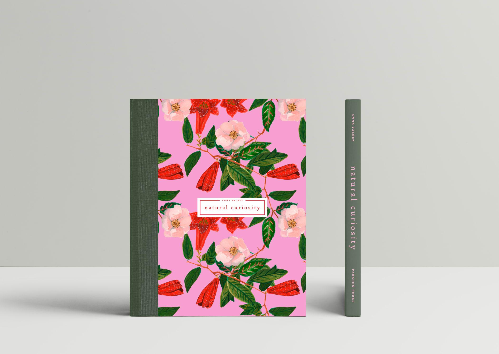 "Anna Valdez ""Natural Curiosity"" book preview"