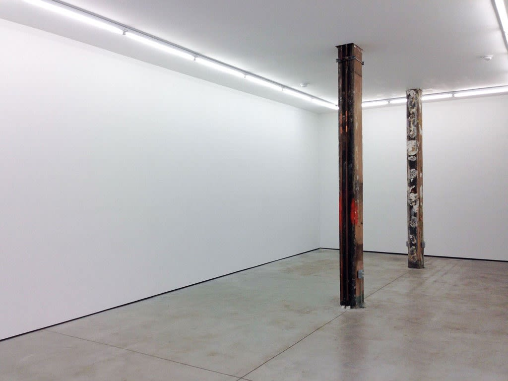 Empty NYC gallery space