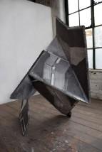 Neil Ayling, Untitled (Concrete Folded SB), 2011