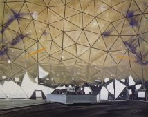 Ross M. Brown, Light Dome, 2011