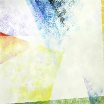 Addolcendo 1 Watercolour on paper 25.5 x 25.5 cm