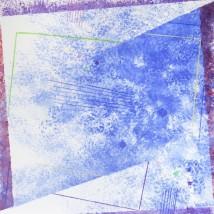 Addolcendo 5 Watercolour on paper 25.5 x 25.5 cm
