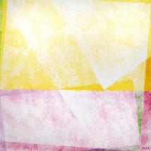 Addolcendo 8 Watercolour on paper 25.5 x 25.5 cm