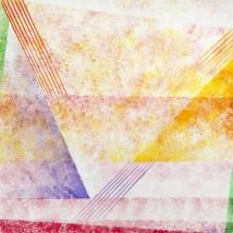 Addolcendo 12 Watercolour on paper 25.5 x 25.5 cm