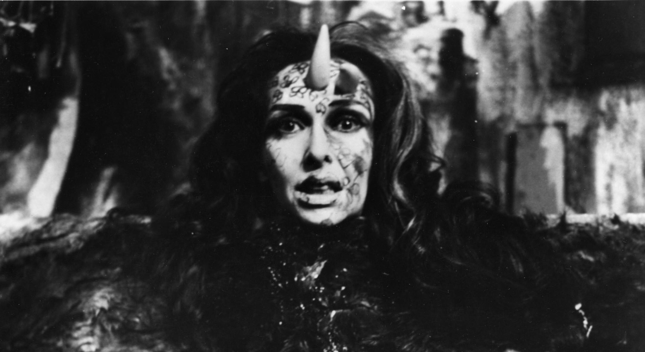 Detail of Carolee Schneemann, Eye Body - 36 Transformative Actions, 1963, Gelatin silver print, 61 x 50.8 cm, 24 x 20 in